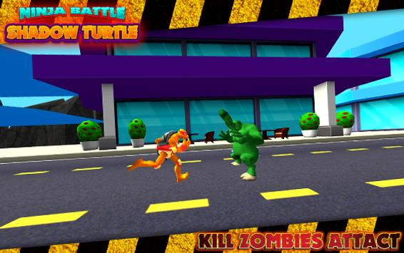 Ninja Battle Shadow Turtle screenshot 2