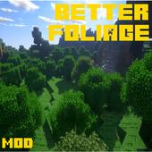 Better Foliage Mod MCPE icon