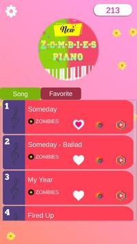 Piano Tiles - Zombies poster