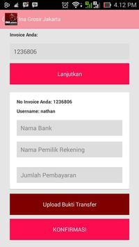 Ina Grosir Jakarta apk screenshot