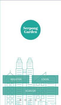 Serpong Garden Apartment poster