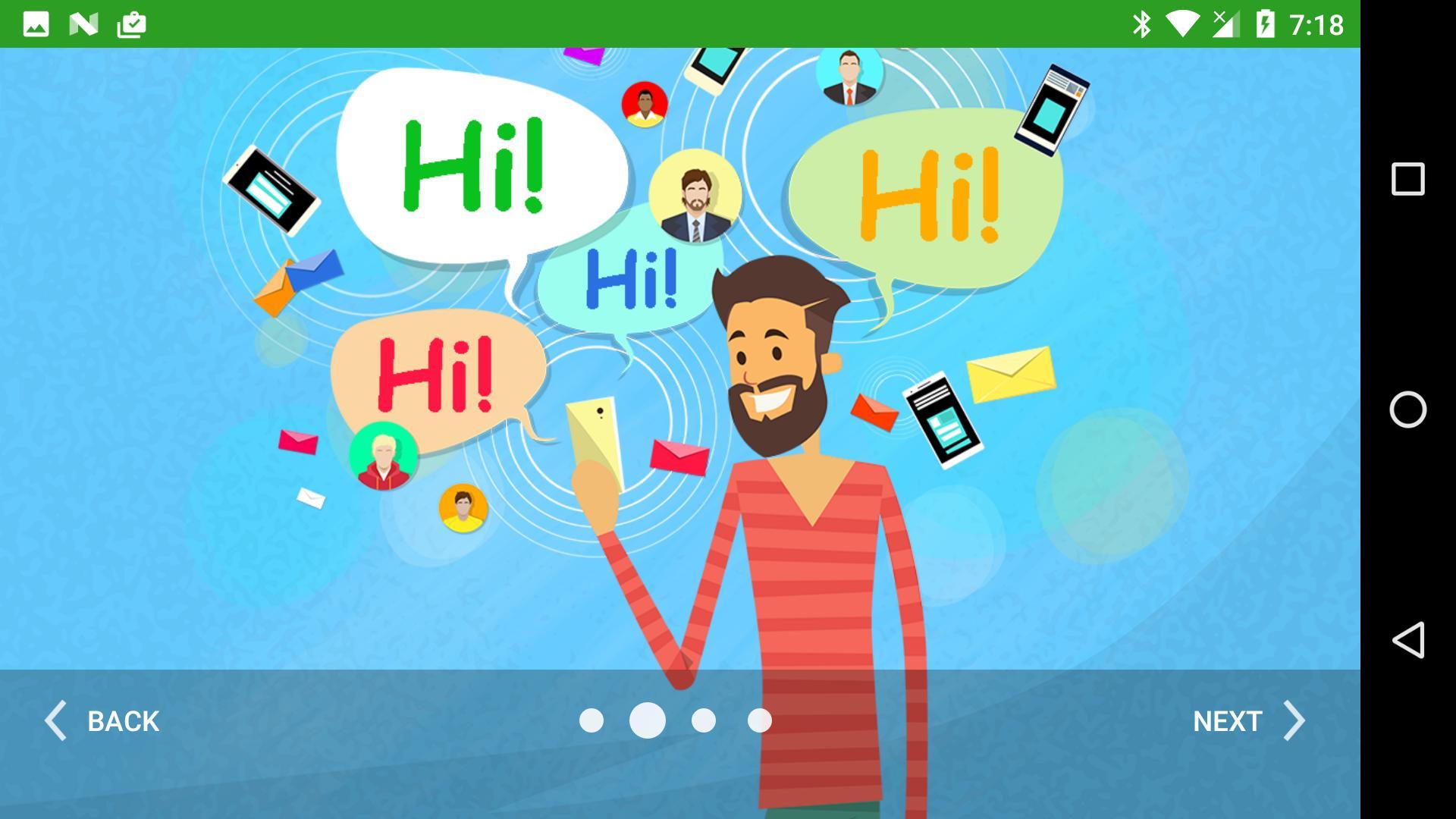 Aplikasi chat dewasa apk