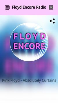 Floyd Encore Radio poster