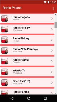 Radio Poland apk screenshot