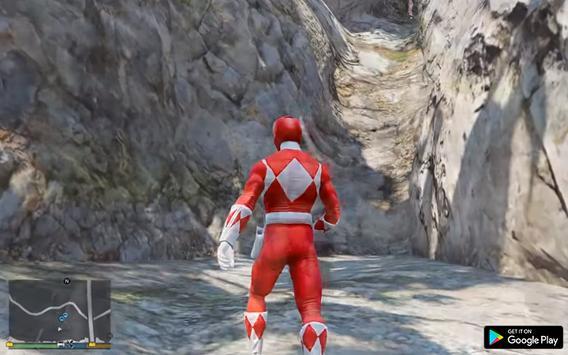 Game Power Rangers Dino Free Tips screenshot 1