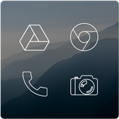 Lines - Icon Pack (Free Version) icon