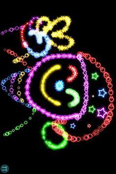 Art Of Glow poster