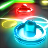 Glow Hockey 2 icon
