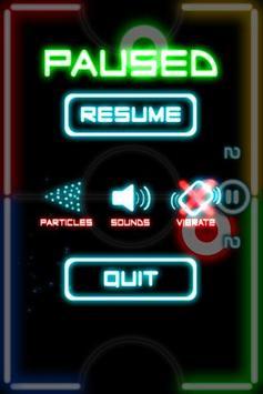 Glow Hockey 2 تصوير الشاشة 3