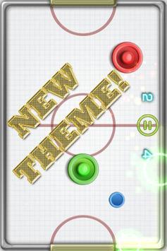 Glow Hockey 2 تصوير الشاشة 1