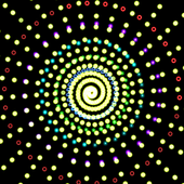 Magic Particle Fluids Spinner 2 icon