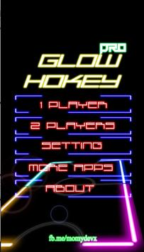 Pro Glow Hockey screenshot 4