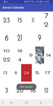 Advent Calendar screenshot 1