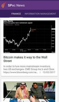 SPec News screenshot 4