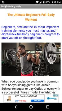 Male Bodybuilding Diet for Android - APK Download