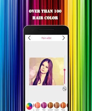 Hair eyes color changer screenshot 1