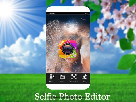 Candy Selfie Camera poster