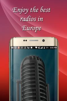 european radio stations free chill screenshot 4