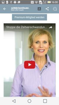 ADELE LANDAUER – Video Life Coach screenshot 4