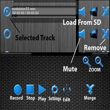 dPocket Studio screenshot 2
