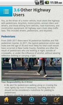 Delaware Driver Manual Free screenshot 1