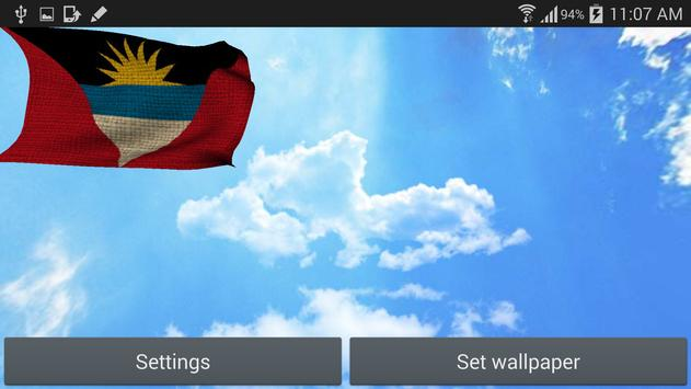 Antigua and Barbuda Flag screenshot 7