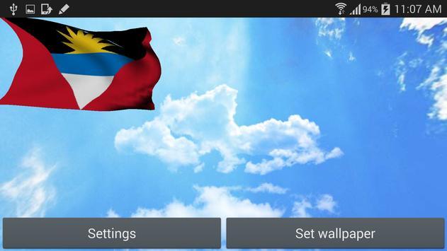 Antigua and Barbuda Flag apk screenshot