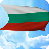Bulgaria Flag Live Wallpaper icon