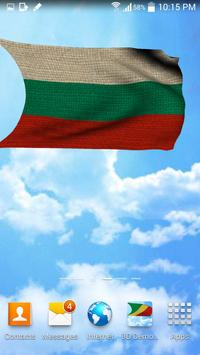 Bulgaria Flag Live Wallpaper screenshot 2