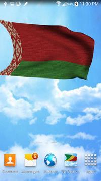Belarus Flag Live Wallpaper apk screenshot
