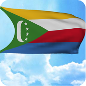 Comoros Flag Live Wallpaper icon