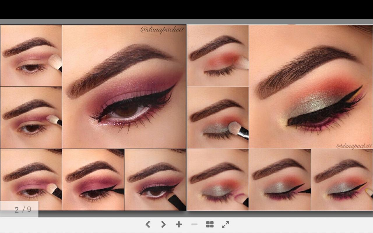 Eye Makeup Tutorial for Android - APK Download