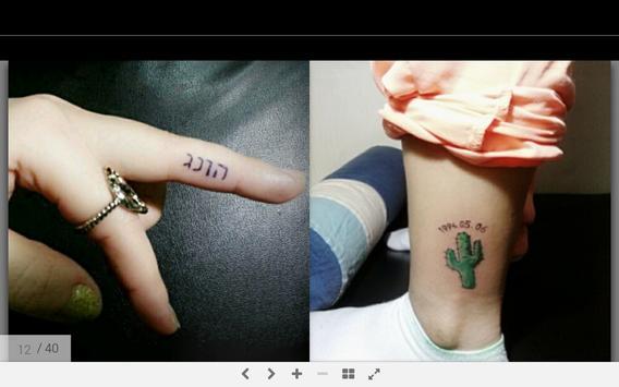 Korean tattoo screenshot 19