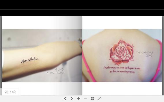 Korean tattoo screenshot 22