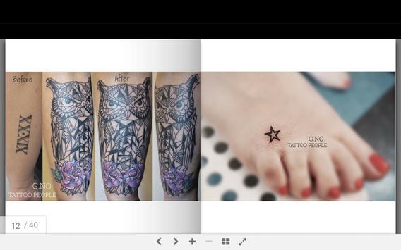 Korean tattoo screenshot 23