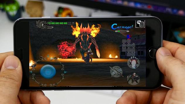 Guide Devil May Cry: VD apk screenshot