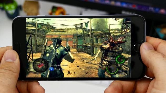 Guide for Resident Evil 5 apk screenshot