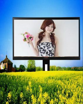 Billboard Frames poster