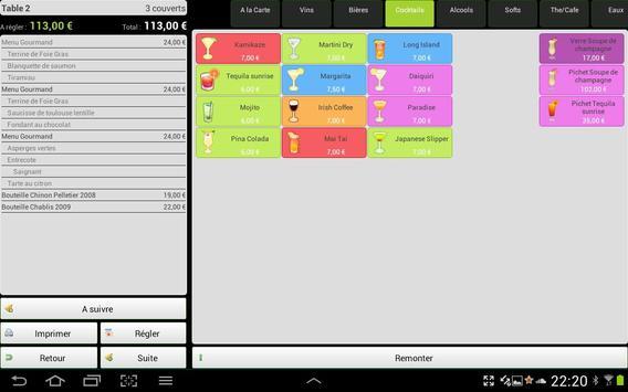 Nattys - Restaurant software screenshot 5