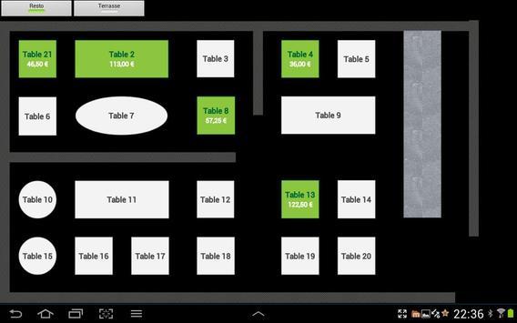 Nattys - Restaurant software screenshot 6