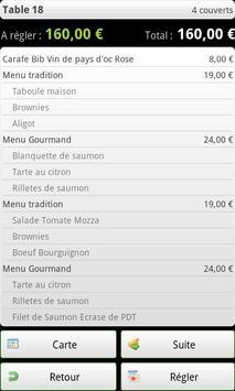 Nattys - Restaurant software screenshot 1