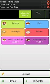 Nattys - Restaurant software screenshot 2