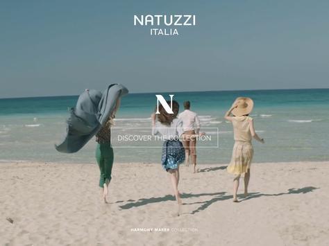 Natuzzi Italia 2017 Catalogue AU poster