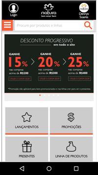 Natura - Pedidos  30% Desconto apk screenshot
