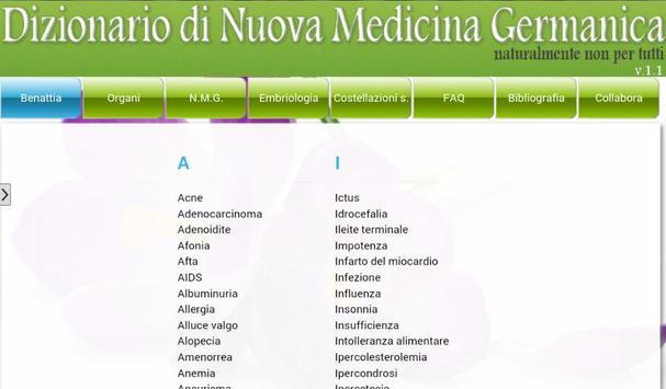 Dizionario N.M.G. ảnh chụp màn hình 10