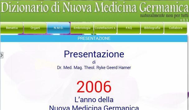 Dizionario N.M.G. ảnh chụp màn hình 2