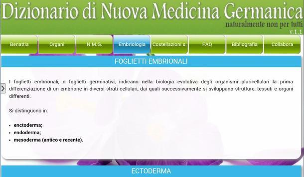 Dizionario N.M.G. ảnh chụp màn hình 3