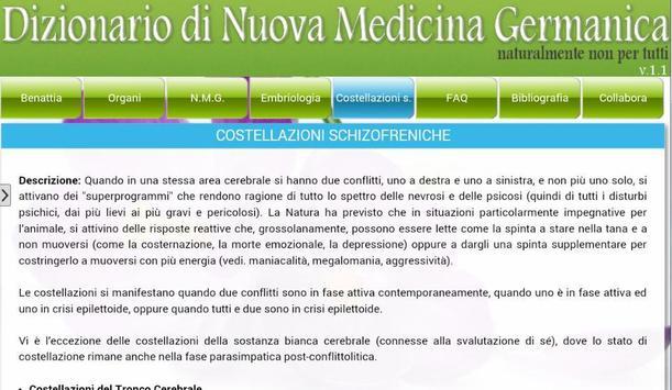 Dizionario N.M.G. ảnh chụp màn hình 4