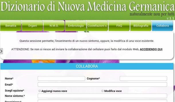 Dizionario N.M.G. ảnh chụp màn hình 9