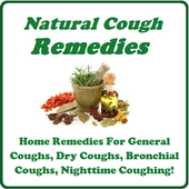 Natural Cough Remedies icon